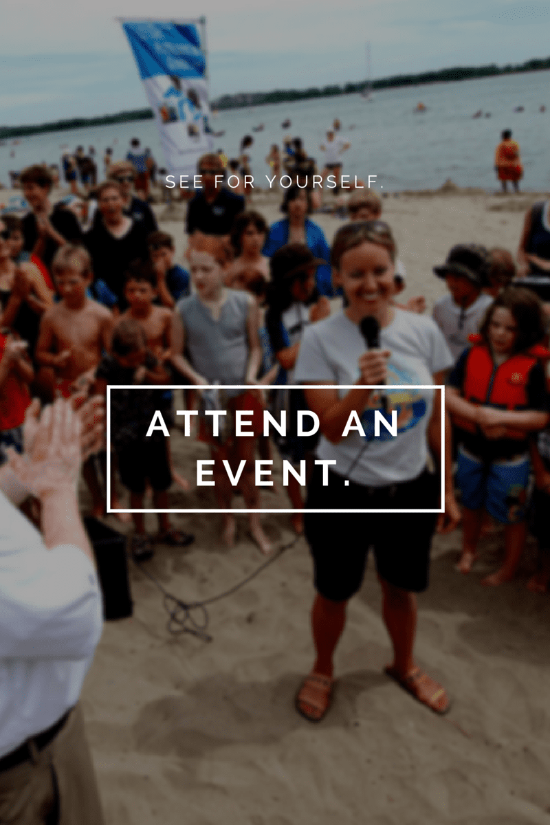 Attend anEvent