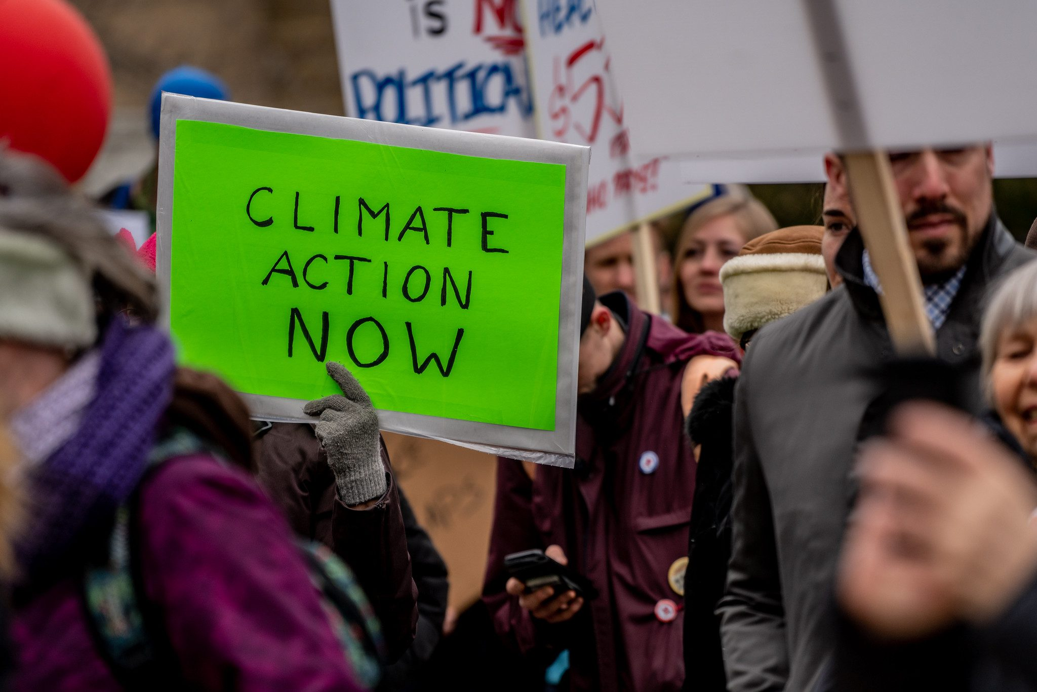climate action federal election