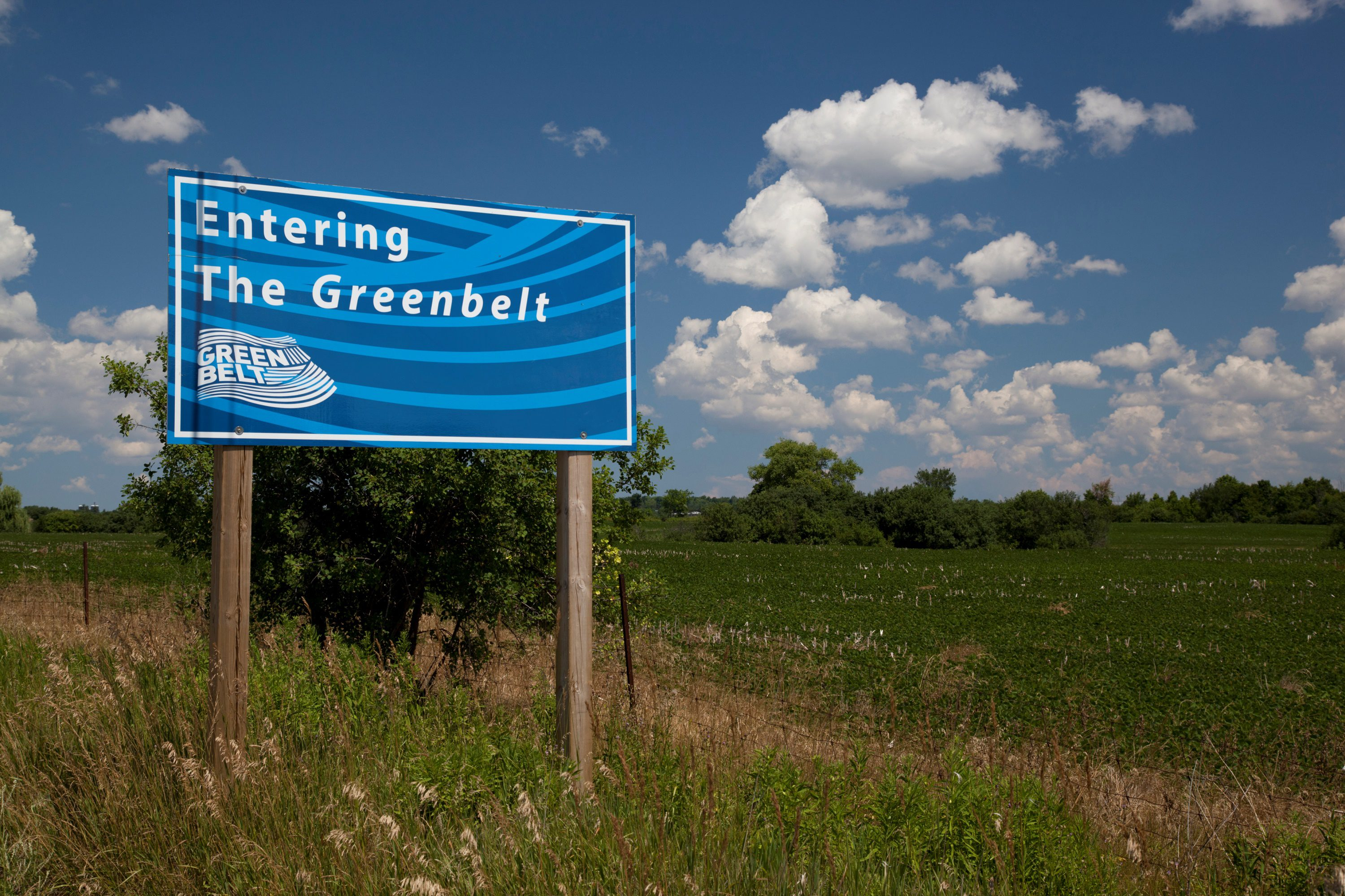 Highway 413 would pave over part of the Greenbelt