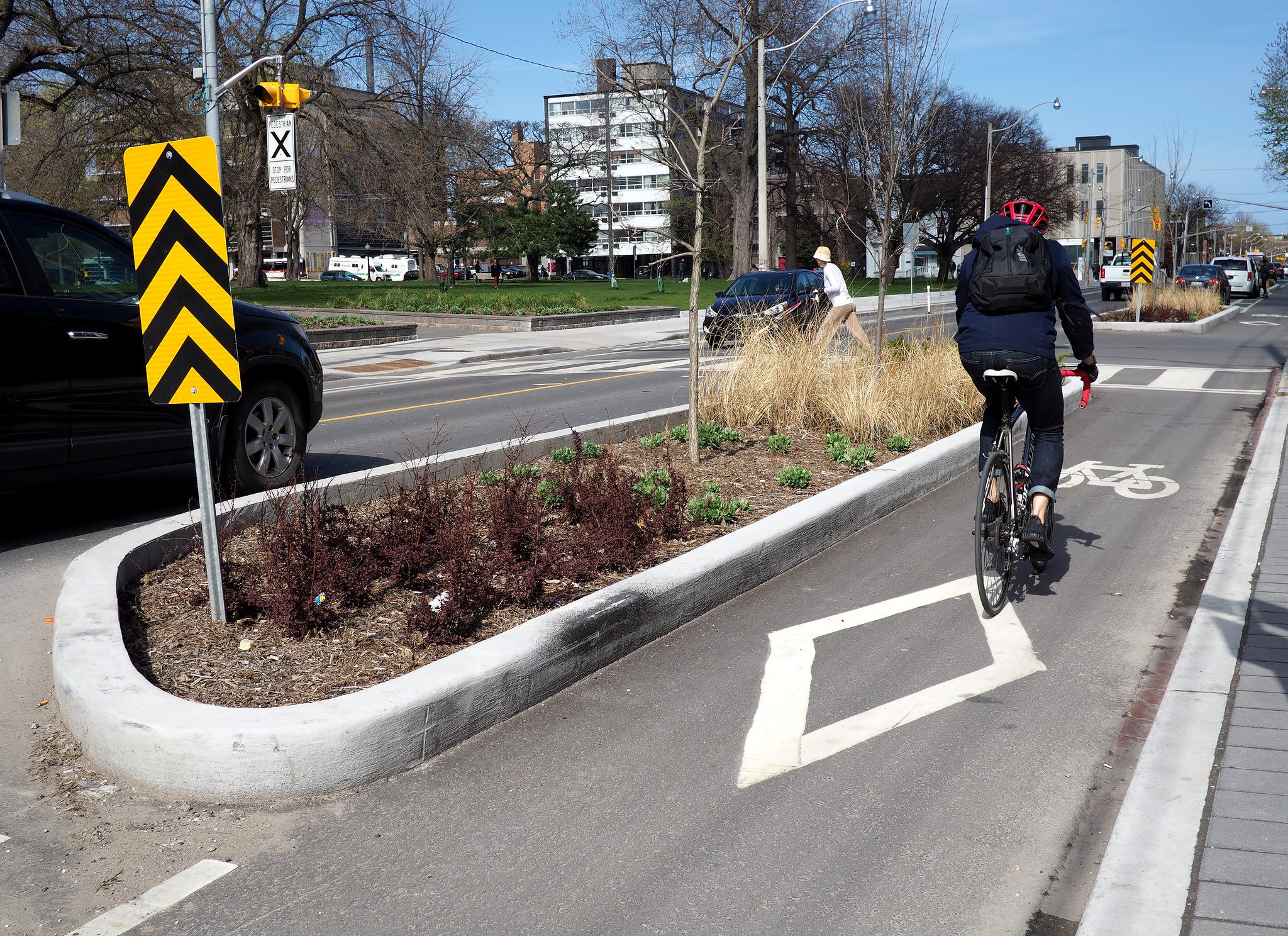 Cycling in Toronto